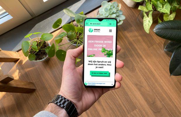 Maak van je website een app